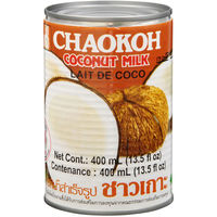 アライドコーポレーション チャオコー ココナッツミルク 400ml 2缶