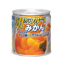 はごろもフーズ 朝からフルーツみかん3缶
