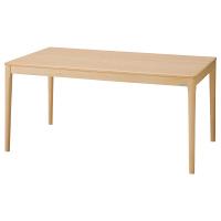 コイズミファニテック SELECT BEECH(セレクト ビーチ) 150テーブル ナチュラル 幅1500×奥行900×高さ700mm 1台 (直送品)