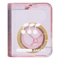 テープカッター収納式 ピンク Gテープカッター#20 5個