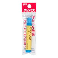 サクラクレパス クレパス単色フック(水色) LP-P#125 20本 (直送品)
