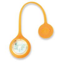 アスカ マグネットクリップ式安全ライト オレンジ SL01O 1個 (直送品)