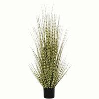 ZEBRA GRASS ゼブラグラス 高さ約107cm 光触媒加工付き 人工観葉植物 1鉢