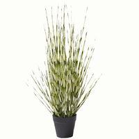 ZEBRA GRASS ゼブラグラス 高さ約53cm 光触媒加工付き 人工観葉植物 1鉢