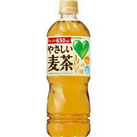 サントリー GREEN DA・KA・RA(グリーンダ・カ・ラ) やさしい麦茶 650ml 1セット(48本)