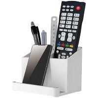 エレコム テレビ用リモコンスタンド/スマホを置ける/ホワイト AVD-TVEORS01WH (直送品)