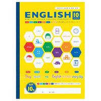 キョクトウ・アソシエイツ 意味順ノート10段 CF01F10 10冊 (直送品)
