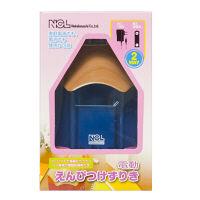 ナカバヤシ 電動削り鉛筆タイプ/ブルー DPS-311KB 1個 (直送品)