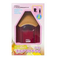 ナカバヤシ 電動削り鉛筆タイプ/ピンク DPS-311KP 1個 (直送品)