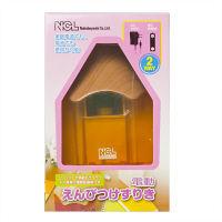 ナカバヤシ 電動削り鉛筆タイプ/イエロー DPS-311KY 1個 (直送品)