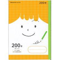 ショウワノート ジャポニカフレンド 200字 JFC-K200 10冊 (直送品)