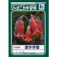 ショウワノート ジャポニカ学習帳 漢字学習 3・4年生用 JL-54 10冊 (直送品)