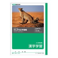 キョクトウ・アソシエイツ かんがえる学習帳 漢字学習5・6年生用 L423 10冊 (直送品)