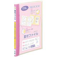 レイメイ藤井 賞状ファイル A3 ピンク LSB101P 1個 (直送品)