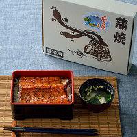 日本橋宮川 静岡県産うなぎの蒲焼き 4パック (直送品)