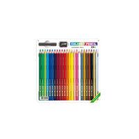 三菱鉛筆 890色鉛筆24色 K89024CSH 1セット (直送品)