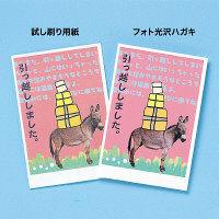 サンワサプライ インクジェット試し刷り用紙 JP-HKTEST 3セット (直送品)