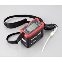理研計器 ポータブルガスモニター 3成分測定可 校正証明付 GX-8000 TYPE-C 1個 1-3316-14 (直送品)