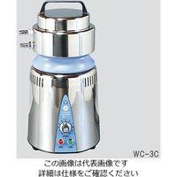 大阪ケミカル ワンダークラッシャー SUS冷却ジャケット付容器(標準フタ付) WC-3C 1個 1-3380-03(直送品)