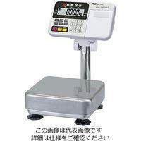 エー・アンド・デイ(A&D) 防水・防塵デジタル台はかり 3/6/15kg HV-15KC 1個 1-5759-11 (直送品)