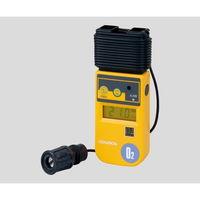 新コスモス電機 酸素濃度計 5m(本体巻取式) バイブレーション付 校正証明付 XO-326IIsA 1個 1-8752-15 (直送品)