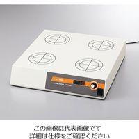 アズワン 低速スターラー 4連デジタル表示 ULS-4N 1箱 2-8155-12 (直送品)