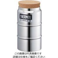 サーモス(THERMOS) ステンレスデュワー瓶(2重構造)300mL D-301栓付 1個 3-5121-11 (直送品)