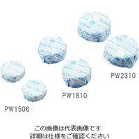 山仁薬品 錠剤型乾燥剤 φ18×10 PW1810 1袋(100個) 3-5149-02 (直送品)