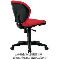 弘益(KOEKI) スイングチェア(ロッキング機能付)K-921(RD)レッド 1脚 3-5175-02 (直送品)