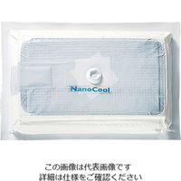 Tメディカルパッケージ ナノクールシステム (瞬間冷却保温輸送システム) 2-85225用蓋(冷却剤1個付き) 2-600 1個 3-5227-11 (直送品)