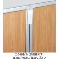 弘益(KOEKI) パーティション用直線連結金具1セット(上下各1個入) SMP-SJ 1セット 3-5233-11 (直送品)