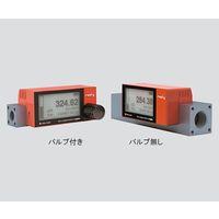 堀場エステック 乾電池駆動式 マスフローメータ (バルブ無し) GCM-B-1000ml・He 1個 3-5968-03 (直送品)