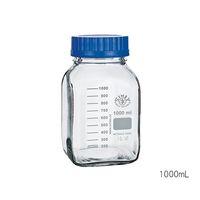 SIMAX 広口メディウム瓶 透明 5000mL 2080M/5000 1個 3-6004-04 (直送品)
