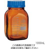 SIMAX 広口メディウム瓶 遮光 1000mL 2080M/H1000 1個 3-6005-02 (直送品)