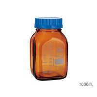 SIMAX 広口メディウム瓶 遮光 2000mL 2080M/H2000 1個 3-6005-03 (直送品)