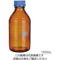 SIMAX ネジ口メディウム瓶 (遮光) 100mL 2070H/100 1個 3-6006-01 (直送品)