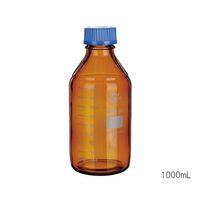 SIMAX ネジ口メディウム瓶 (遮光) 2000mL 2070H/2000 1個 3-6006-05 (直送品)