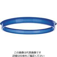 アズワン メディウム瓶用交換シールリング(青色) 2080KPP 1個 3-6007-06 (直送品)
