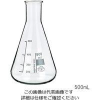 SIMAX 三角フラスコ 50mL 24/50 1個 3-6009-01 (直送品)