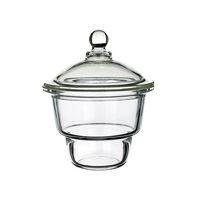Kavalierglass デシケーター φ320×363mm 280K250 1式 3-6010-04 (直送品)