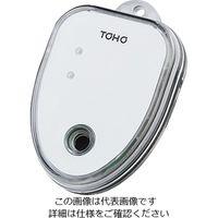 東邦電子 ワイヤレス温湿度ロガー 本体(防滴型) TSW-02WR 1個 3-6068-02 (直送品)