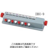 アズワン 手動式白血球分類計数器 表示部 9個 DBC-9 1個 3-6135-03(直送品)