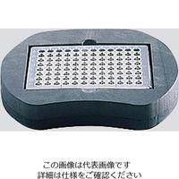 レオナ 試験管ミキサー用 マイクロプレート用プラットフォーム 1個 3-6215-13 (直送品)