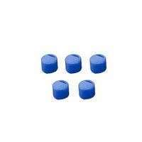 アズワン クライオチューブ用 キャップインサート(青) 500本/袋×4袋入 6000-01 1箱(2000個) 3-6367-01 (直送品)