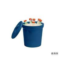 アズワン アイスバケツ Magic Touch 2(TM) 容量 4L ブルー M16807-4001 1個 3-6392-01 (直送品)