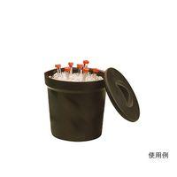 アズワン アイスバケツ Magic Touch 2(TM) 容量 4L ブラック M16807-4002 1個 3-6392-02 (直送品)