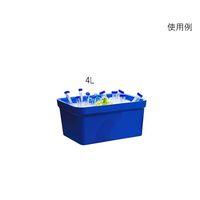アズワン アイスパン Magic Touch 2(TM) 容量 4L ブルー M16807-4101 1個 3-6458-01 (直送品)