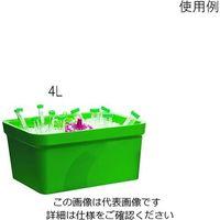 アズワン アイスパン Magic Touch 2(TM) 容量 4L グリーン M16807-4104 1個 3-6458-04 (直送品)