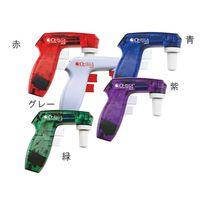 アズワン ピペッター Omega グレー P5000 1セット 3-6459-01 (直送品)