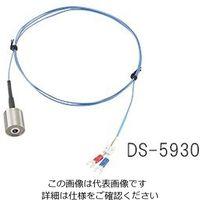 アズワン マグネット温度センサー K熱電対・Y端子 DS-5930 1個 3-6631-01 (直送品)